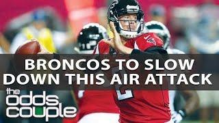 NFL Week 5 Picks - Atlanta Falcons vs Denver Broncos Preview