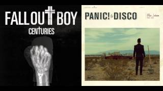 Fall Out Boy x Panic! At The Disco ft. LOLO - Miss Centuries (Mashup)