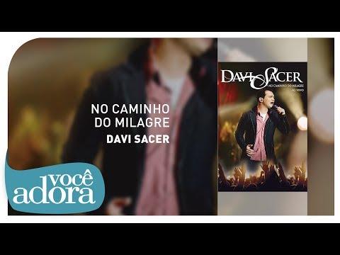 (DVD Completo) Davi Sacer - No Caminho do Milagre (Ao Vivo) - Disponível até 03/junho