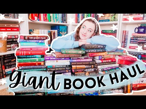 I Bought Another 70 Books During Quarantine | BOOK HAUL