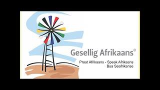 Persvrystelling: Leer (aan lyn) Afrikaans praat