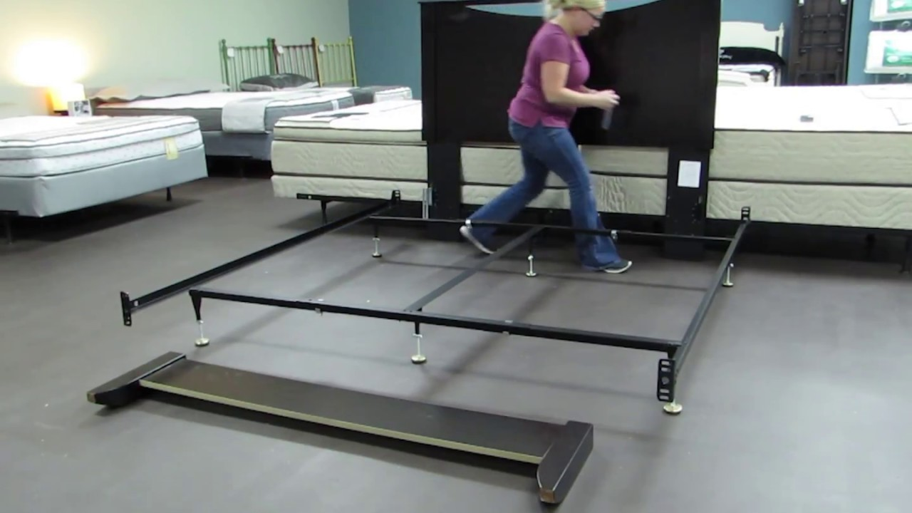 Use King Mattress Set On A Queen Bed Youtube