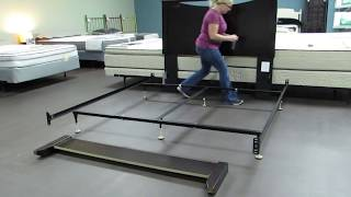 Use King Mattress Set On A Queen Bed, Queen To King Bed Frame Conversion Kit