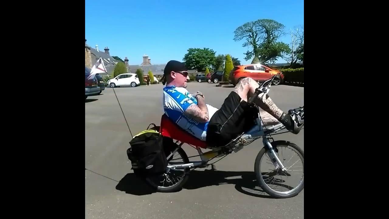 Bebi tatu kozelrol 526 - Recumbent Ride Around Gav Tatu
