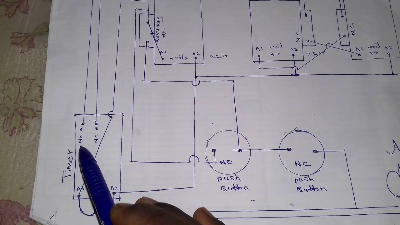 Wiring Diagram Furthermore Star Delta Starter Wiring Diagram On