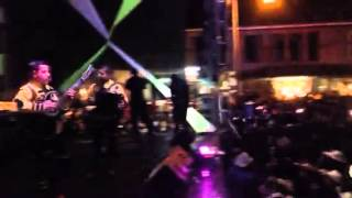 Los Gfez - (Se va muriendo mil alma) en Ihuatzio Michoacán - 2015
