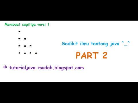 Cara Belajar Java Dengan Mudah