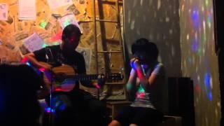 Đồng Thoại - song tấu guitar and hamonica