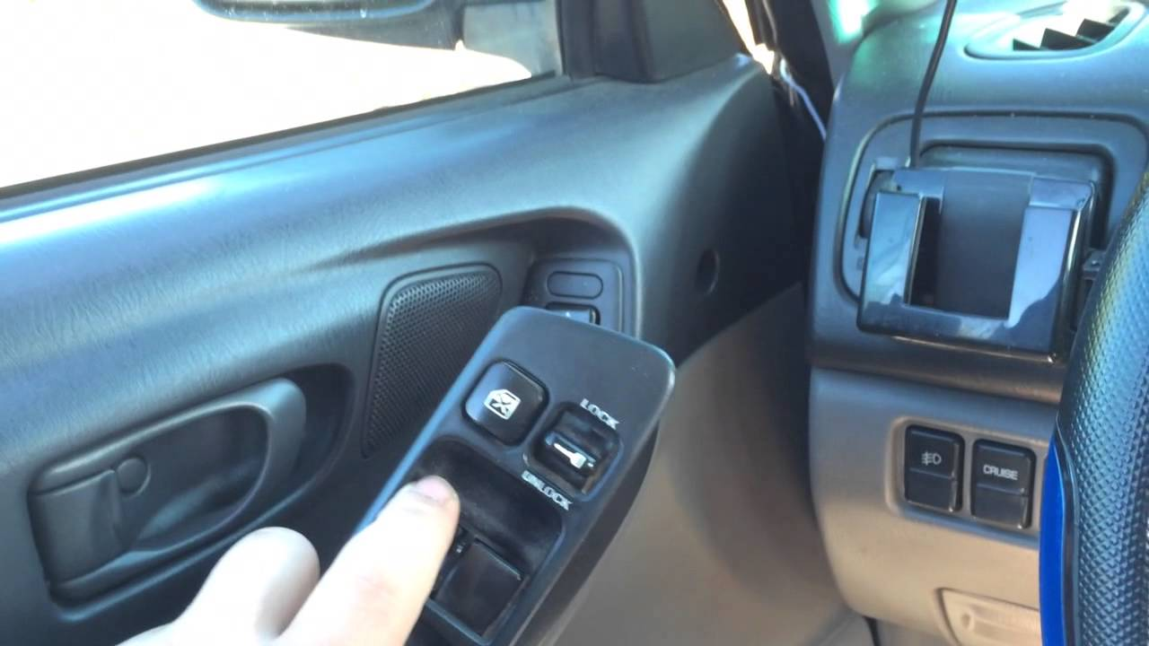 small resolution of 2001 subaru forester power window switch