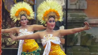 Tari Rejang Renteng PKB (Bali Art Festival) 2016