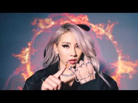 CL 씨엘 (2NE1) 'HELLO BITCHES' DANCE PERFORMANCE VIDEO (2015 MAMA)