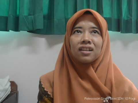 Pelepasan Siswa SDN 10 Pagi Pondok Kelapa 2017 2018