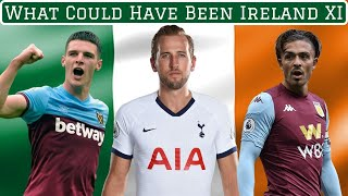 Republic of Ireland XI If All Eligible Players Declared For Them