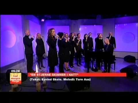 Клип Oslo Gospel Choir - En stjerne skinner i natt
