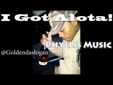 Golden Da Slogan - I Got Alota