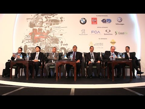 3rd annual Egypt Automotive Summit witnesses largest industry gathering
