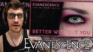 "THERE IS NO WAY!! Evanescence - ""Better Off Without You"" (REACTION!!)"