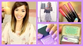 Video My March Must-Haves! ♡ Beauty, Fashion, TV Shows, Randoms! - ThatsHeart download MP3, 3GP, MP4, WEBM, AVI, FLV Juni 2018