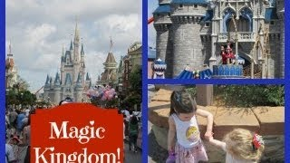 Disney World Vacation Vlog: Magic Kingdom ♥ (April 5, 2014)