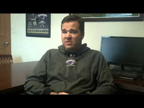 McKendree University Football -- Spring Update 4-14-15