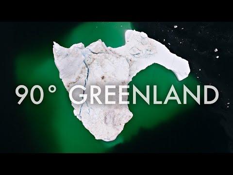 90° Greenland HD