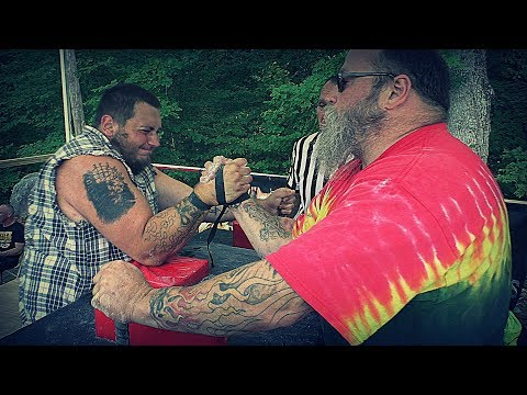 Arm Wrestling Tournament at Wolcott Fair 2017(right hand)