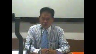 วิธีพิจารณาความอาญา1 (4/10) เทอม1/2558 #Sec2 รามฯ