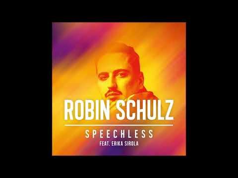Robin Schulz feat. Erika Sirola - Speechless (Extended Mix)