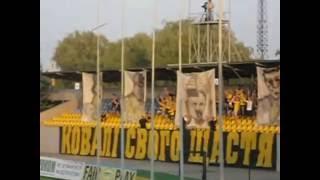 Ліга Европи. Олександрія- Хайдук 1 тайм