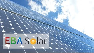 Better than the Tesla Power wall - EBA Solar talks about Batteries for solar storage systems