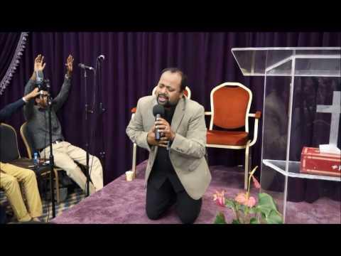 Tamil Live Worship and Prophetic Word by Eva  Robert Roy @Word of God Church, Doha Qatar