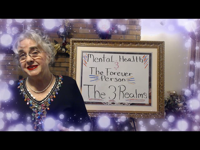 Mental Health Treatment, Counseling, Education, Peer Support, The Three Realms, Episode 12
