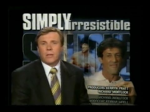 Sylvester Stallone interview in 1995- RARE