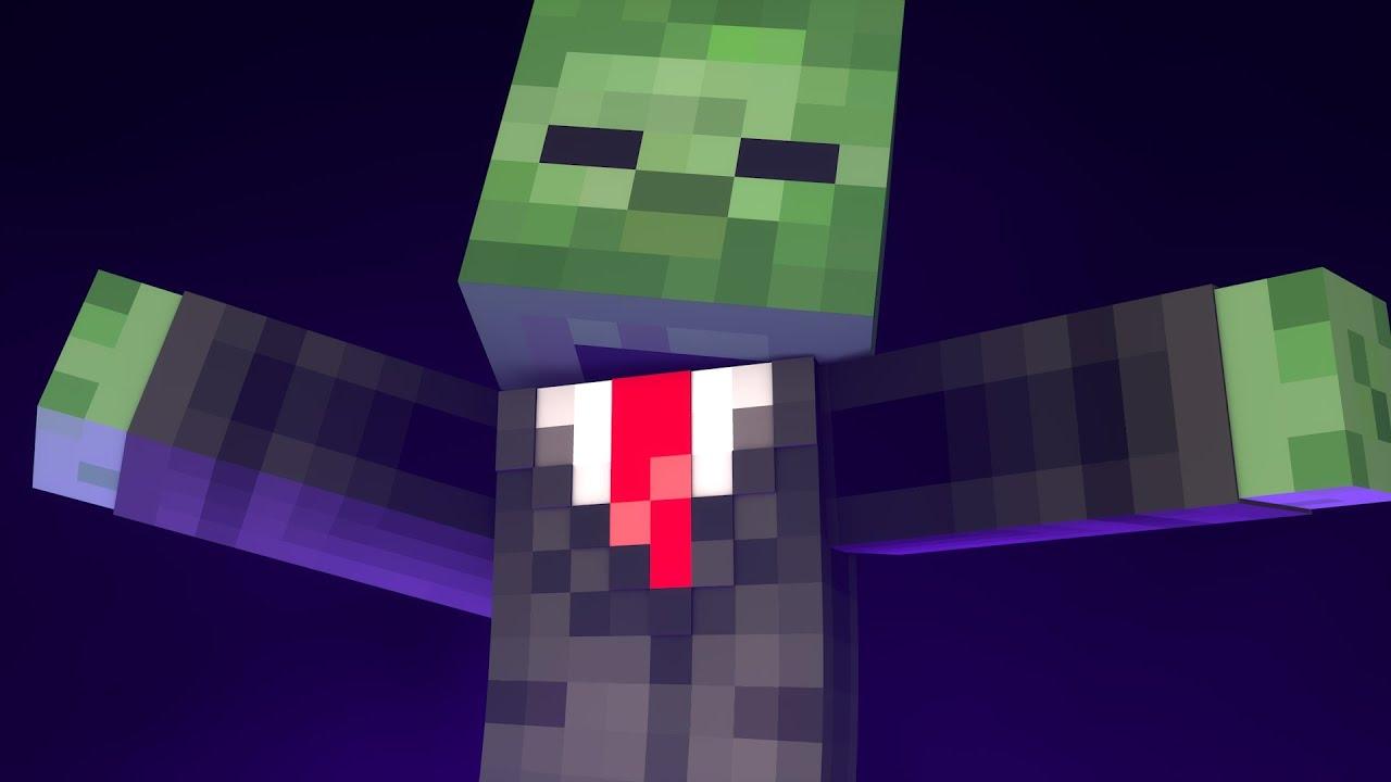 Forgetful Zombie - Minecraft Animation