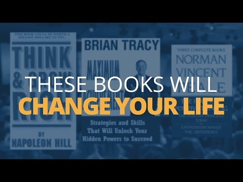 3 Books That Will Change Your Life