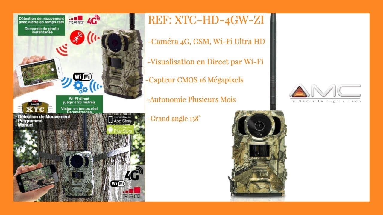 Download CAMÉRA DE CHASSE 4G WI-FI WATERPROOF AVEC ENVOI ALERTE PHOTO HD 16 MPX SUR IPHONE ET ANDROID