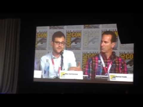 Max Borenstein On Storytelling In Minority Report at Comic Con #SDCC