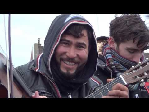 """Illegal Afghans in Calais & """"Legal"""" Nato Occupation of Afghanistan by Imperialist US-Europeans"""