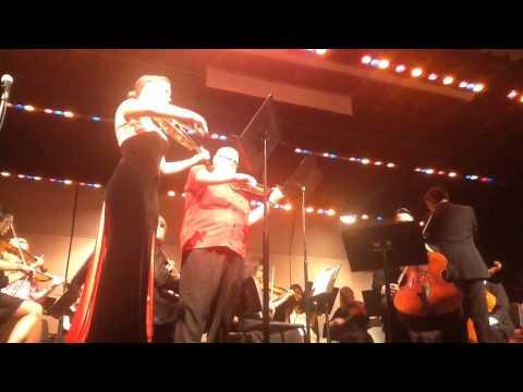 Vivaldi Concerto for Two Violins & Cello in d minor
