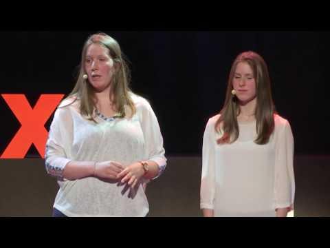 Soeurs de glisse | Eléonor et Chloé Sana | TEDxUCLouvain