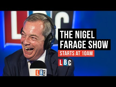 The Nigel Farage Show: 9th October 2017