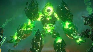 Warcraft III: Reforged. Вступительный ролик.