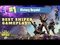 CALL ME WESLEY SNIPES! NASTY SNIPER SHOTS! HIGH KILL SOLO WIN! FORTNITE BATTLE ROYALE