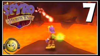 Let's Stream Spyro: A Hero's Tail Session 7- Dark Mine & BLINK!!!!!!