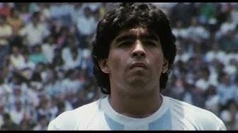 Exklusiver Trailer zum Kinofilm »Diego Maradona«