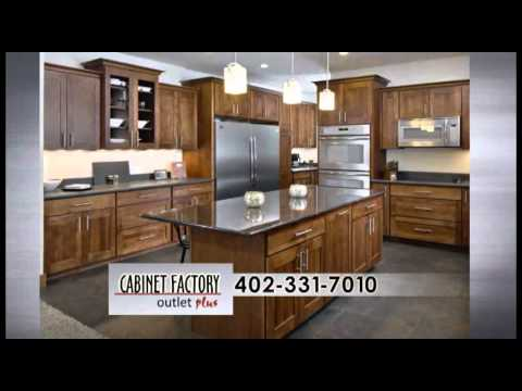 Cabinet Factory Outlet Plus   May Commercial