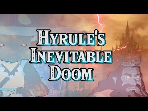 Zelda: Breath of the Wild Theory - Hyrule's Self Destruction
