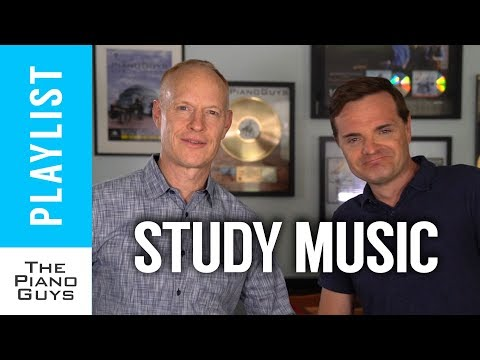 The Ultimate Study Music: The Piano Guys 90 Minute Cram Jam