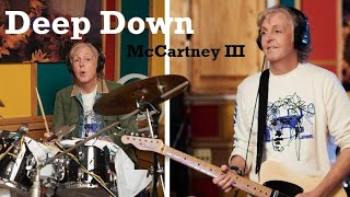 Paul McCartney-Deep Down (McCartney III Instrumental)