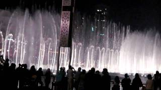 Dubai Fountain part 1